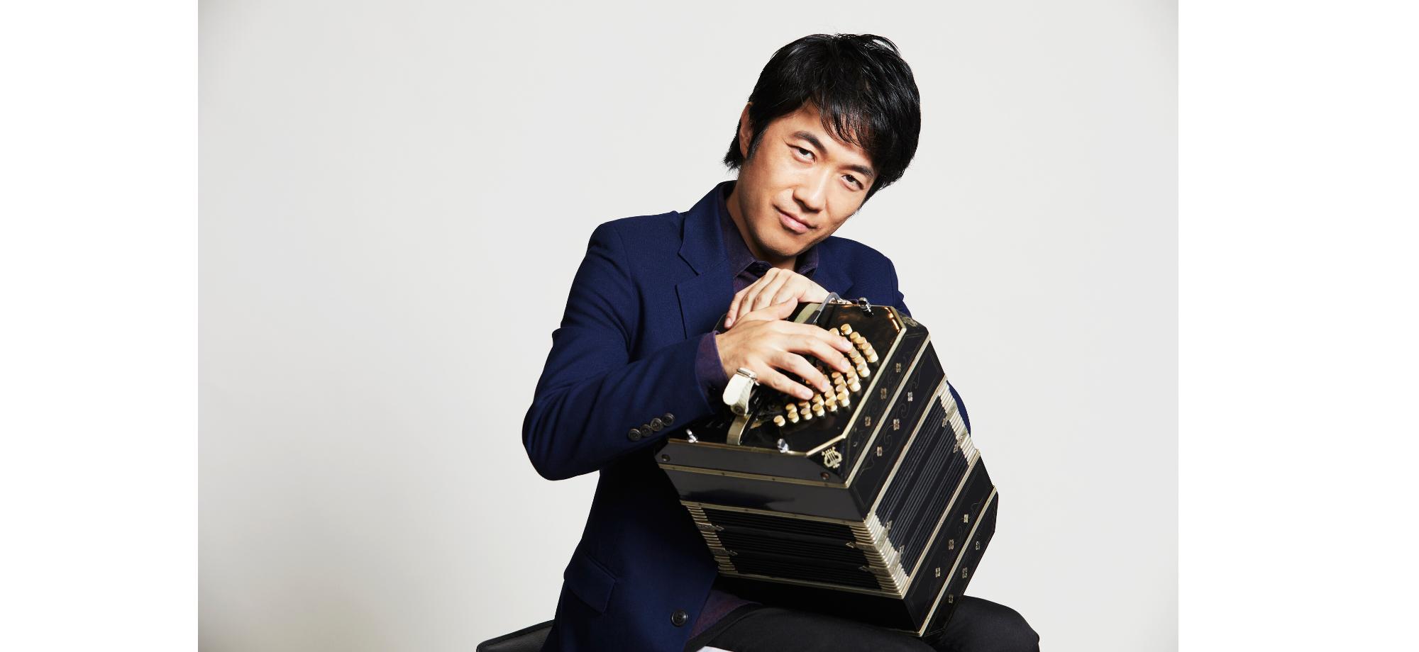 バンドネオン奏者 小松亮太オフィシャルサイト